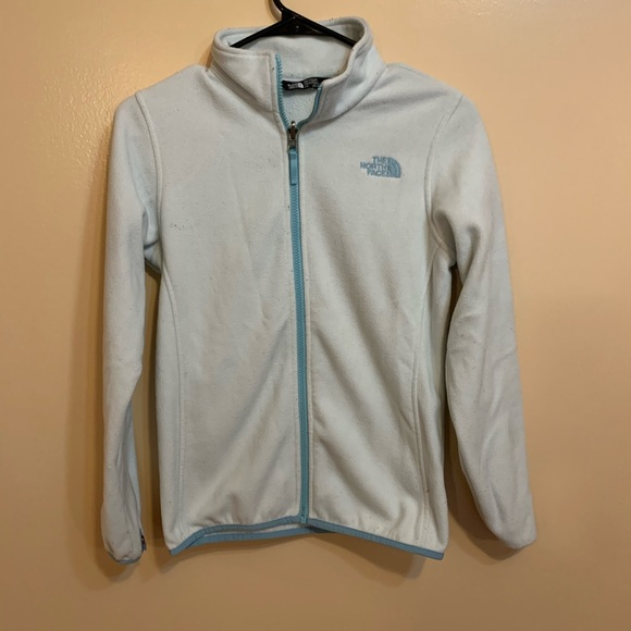 North face zipup